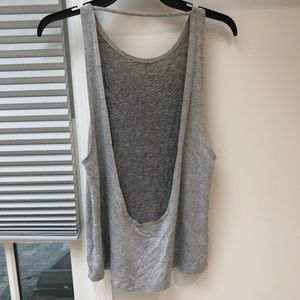 NWOT TRULY MADLY DEEPLY LOW-BACK TANK